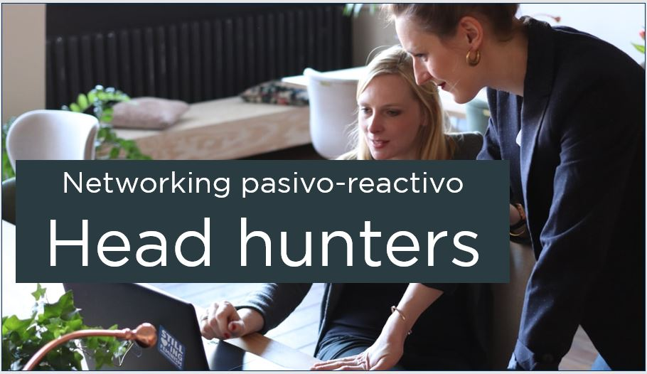 Networking pasivo-reactivo