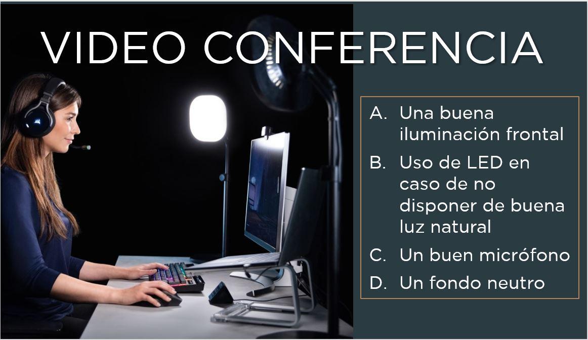 Videoconferencia | Entrevista de trabajo | Encontrar trabajo | José Manuel López García-Silva